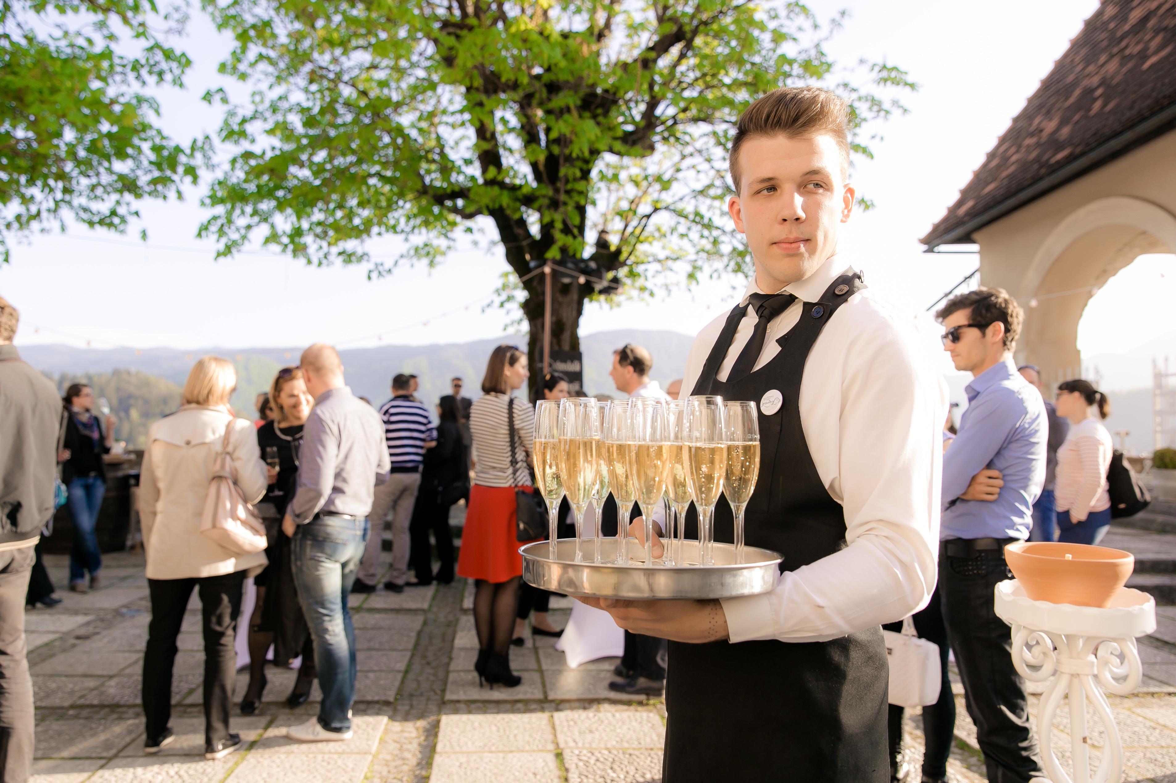 Bled castle restaurant   jezeršek gostinstvo