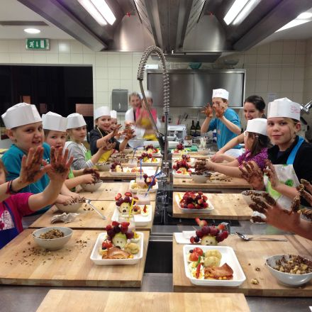 CHILDREN COOKERY COURSES, WORKSHOPS AND CELEBRATIONS
