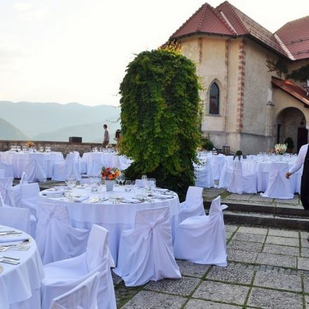 WEDDINGS AT BLED CASTLE